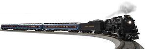 Lionel AF FlyerChief Polar Express S Gauge RC Train Set w Bluetooth 644039 NEW