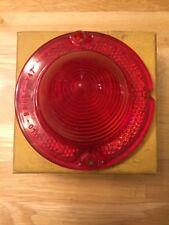 1958 CHEVROLET TAIL LAMP LIGHT LENS GLO BRITE 347 5948749 NEW OLD STOCK