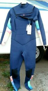 Billabong Gallery Salty DAYZ Full 3/2 Wet suit Size 12 New with tags $249.00