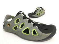 KEEN Class 6 Water Shoes Trek Sandals Men's Size 13 Gray Green