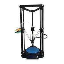 K200 Delta 3D Printer Machine Unassemble DIY Kit Reprap Complete Single Extruder