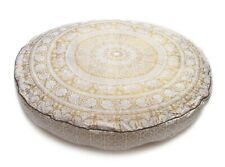 """New Room Decorative Star Pillow Pouf Cover 35"""" Indian Round Large Floor Cushion"""