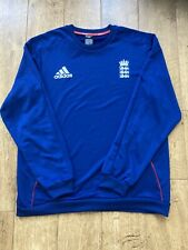 England Cricket Shirt - Adidas - XL Mens - Brit Insurance