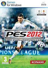 PES 2012 PRO EVOLUTION SOCCER PC