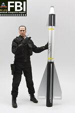 1/6 Scale ART FIGURES FBI BioChemical Weapons Expert Stanley w Rocket - in Hand