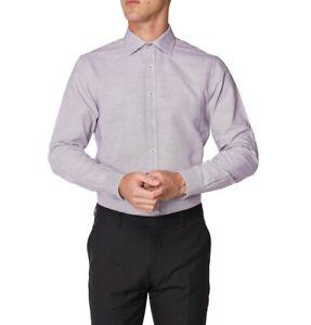 BEN SHERMAN  Size L  Mens Formal Shirt Long Sleeve Workwear Office