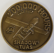 MARINE CORPS AVIATION Unmanned Aircraft Systems SHADOW TUAS 200,000 Hrs DRONES