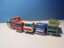 MATCHBOX LESNEY  TRUCKS, lot / collection, c1960`s