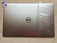 New For Dell XPS 13 series 9343 9350 9360 LCD Back Cover V9NM3 0V9NM3 Silver