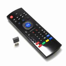 IR 2.4G Wireless Remote Control Keyboard Air Mouse For PC Android TV Box YT