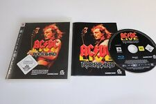 AC/DC Live: Rock Band PS3 Sony PlayStation 3