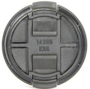 LEICA Front Lens Cap 14289 E55 for TRI-Elmar-M & Leica Elmarit-M 2.8/24mm etc.
