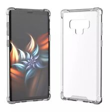 Funda para SAMSUNG GALAXY NOTE 9 Antichoque Transparente 100% reforzada