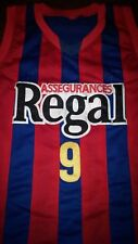 Ricky Rubio Jersey FC Barcelona Regal #9  * NEW * SIZE 46 (Large) * Spain Espani