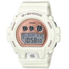 Casio G-Shock S-Series GMD-S6900MC-7 White & Rose Gold 200m Digital Watch