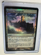 Mtg Magic the Gathering Avacyn Restored Slayers' Stronghold FOIL