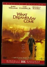What Dreams May Come Dvd Stars Robin Williams Cuba Gooding Jr