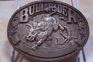 AWARD DESIGN MEDALS BULLRIDER CLOWN  UNFINISHED BUCKLE[726]