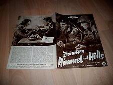 IFB 3336  Zwischen Himmel und Hölle  ROBERT TAYLOR+DANA WYNTER