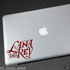 LANA DEL REY VINYL STICKER CAR DECAL laptop shirt cd poster blue jeans tickets