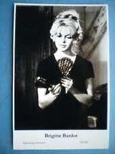 Brigitte Bardot Unposted Collectable Actress Postcards
