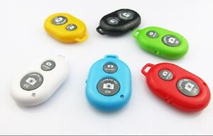Wireless Bluetooth Remote Shutter Button For Selfie Stick Monopod