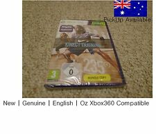 xbox 360 game :BRAND NEW Nike Kinect Training - do gym exercise workout at home