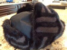 Authentic Louis Vuitton Mink Hat NEW LV PRICE $2373.48