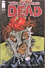 Walking Dead #1 Wizard World Comicon Raleigh color Variant Cover