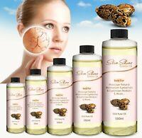 Organic Castor Oil 100% Pure Oil for Eyelashes Eyebrow Hair Growth Body Care Oil