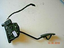 Vauxhall zafira  A  1999 - 2005 DTI 16v 2005 Accelerator pedal  GM 202 343 BW