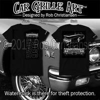 Car Grille Art™ Teeshirt, T-Shirt, 1966 Impala, 66 impala, Convertible shirt