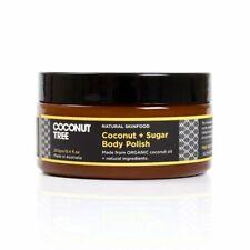 Coconut Tree Coconut & Sugar Body Polish 8.4 oz.