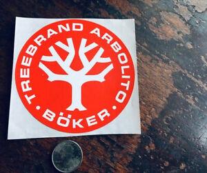 Boker Knife Co / Knives - STICKER / DECAL -  Treebrand Arbolito