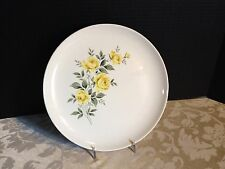 Vtg Taylor Smith & Taylor - Ever Yours_SHANNON ROSE_Dinner Plate 1950's-60's USA