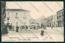 Cosenza Castrovillari cartolina EE5382