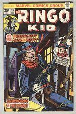 Ringo Kid #24 November 1973 VG