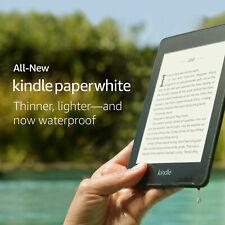 Amazon Kindle Paperwhite 10th Generation 8gb Wi-Fi Wasserdicht vorne Licht E