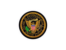 Gold Bullion Wire Patch US House Of Representatives