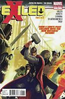 Exiled Comic 1 Cover A First Print 2012 Kieron Gillen Abnett Lanning Marvel