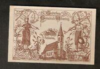 Austria Gutschein d. Gemeinde WILHERING 20 heller 1920 Austrian Notgeld