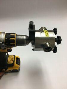 ZUWA Drill Powered Transfer Pump HD COMBISTAR 2001-B Stainless
