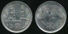 Egypt, Arab Republic, AH1413-1992 20 Piastres - Uncirculated