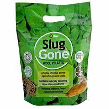 Vitax Slug Gone Wool Pellets - 3.5 L