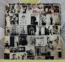 ROLLING STONES - Exile On Main St. [Vinyl LP,1972] USA COC 69100 + Postcards VG+