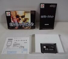 GBA -- Contra Hard Spirits -- Box. Game Boy Advance, JAPAN Game Nintendo. 38013