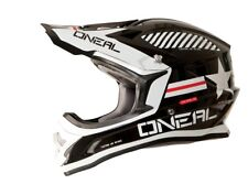 O'neal 3series Casco Motorcross MX completo ONeal Shocker Lizzy Postcombustore Afterburner/ XL (61/62cm)