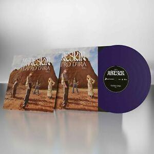 Maneskin Teatro D'Ira Vol.I Vinile Lp Colorato (Purple Vinyl) Autografato Nuovo