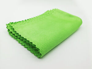 *Pack of 5* Blitz Detailing Fish Scale Edgeless Glass Cloth's