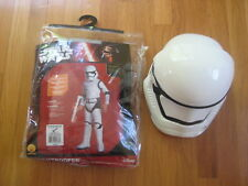 Star Wars The Force Awakens Disney Rubies STORMTROOPER Costume halloween M 7 8 9